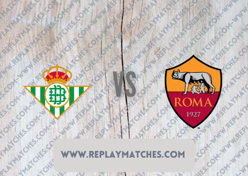 Real Betis vs Roma -Highlights 07 August 2021