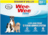 Four Paws 200 Ct Wee-Wee Dog Training Pads Box