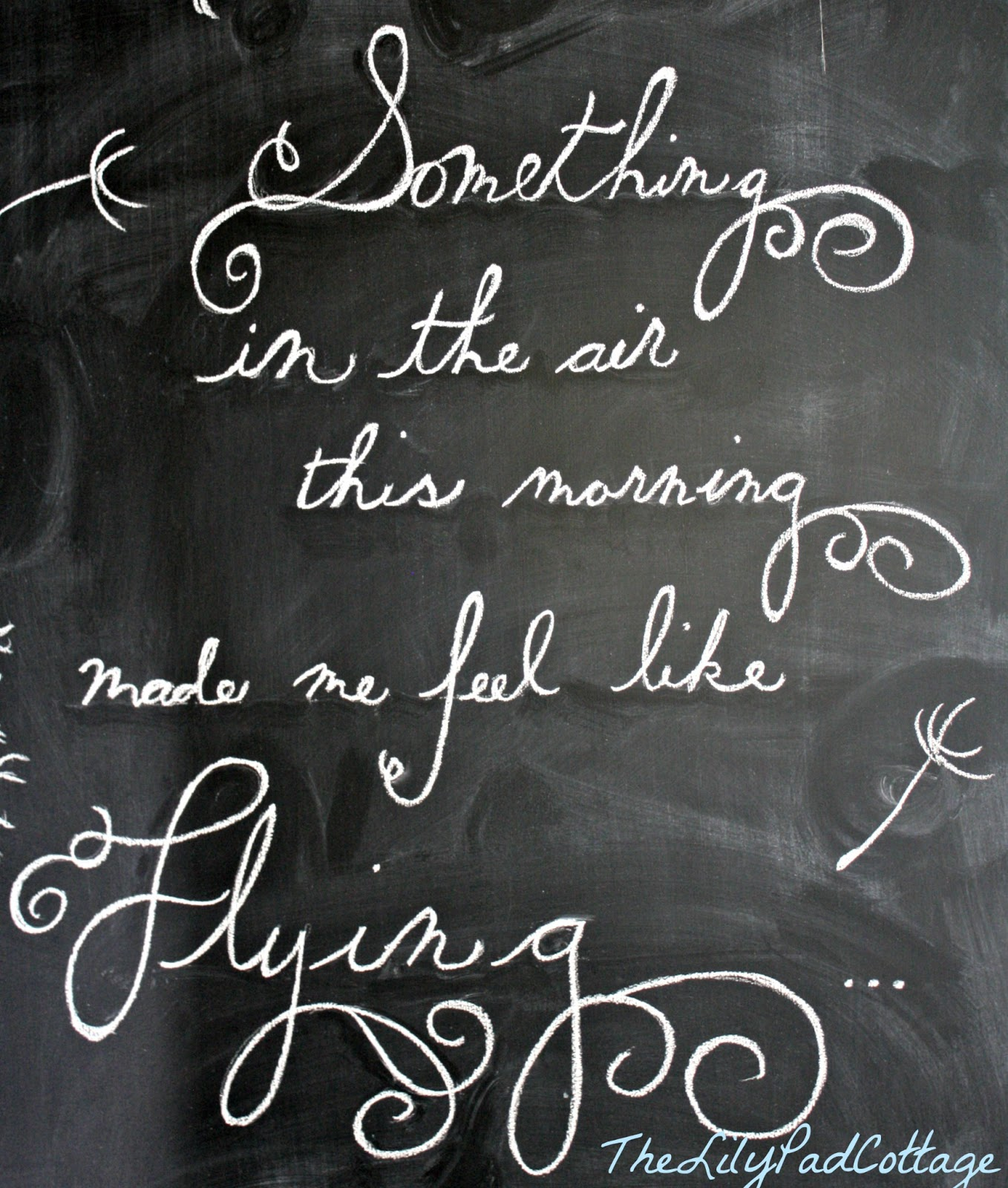 10 Chalkboard Tips And Tricks The Lilypad Cottage