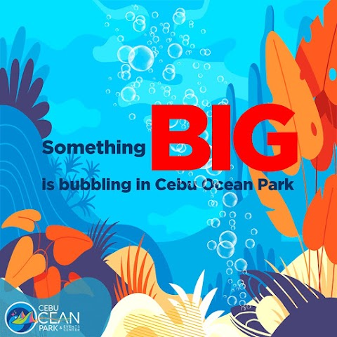 Cebu Ocean Park has a big Surprise on March 3