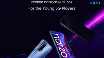 Realme Narzo 30 Pro 5G Price in India, Specifications, Features and Review
