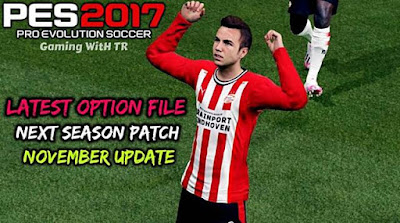 Latest Option File For Next Season Patch
