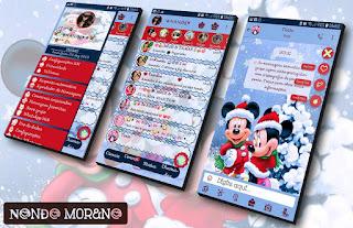 Minnie & Mickey Theme For YOWhatsApp & Fouad WhatsApp By Nanda