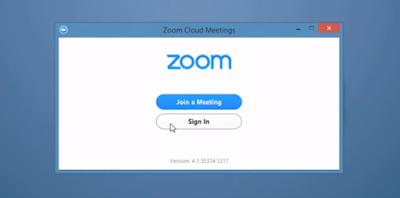 تحميل برنامج زوم zoom للكمبيوتر والموبايل الاندرويد والايفون