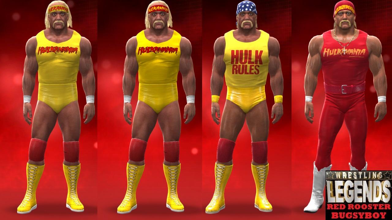 Hulk hogan wrestling game-1218