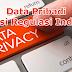 Data Pribadi dari Sisi Regulasi Indonesia