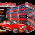 F250 Milindrosa Red Super Truck - DJ Renegadu