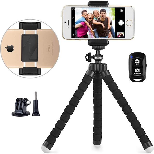 Adjustable Phone Tripod