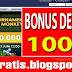 Acegaming888 Bonus Deposit 100% Khusus Sportsbook Syarat TO 8X