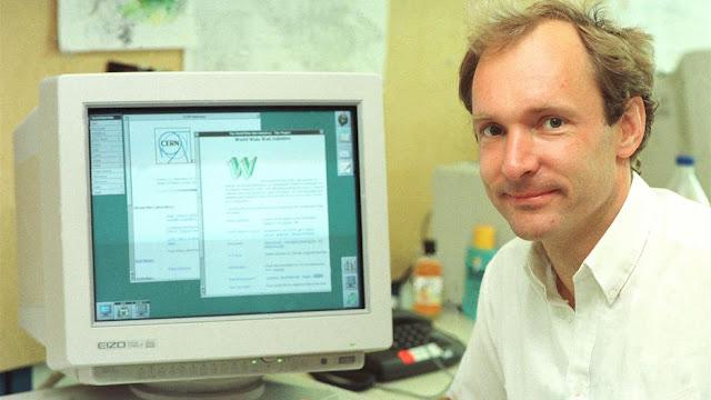 Proyek World Wide Web Berners Lee