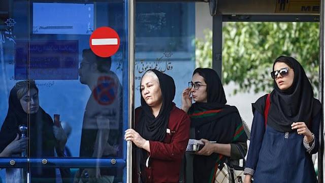 Στο Ιράν απαγόρευσαν στους άντρες να κοιτούν τις γυναίκες κατά τη διάρκεια του Ραμαζανίου