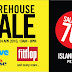 20 - 24 Apr 2016 Bratpack Warehouse Sale @ Penang