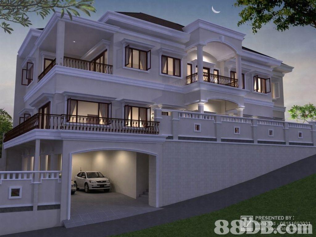 Gambar Rumah Mewah Yang Minimalis