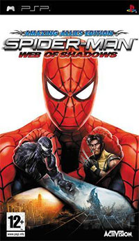 Spider-Man Web of Shadows [PSP-ISO] Español [MEGA]