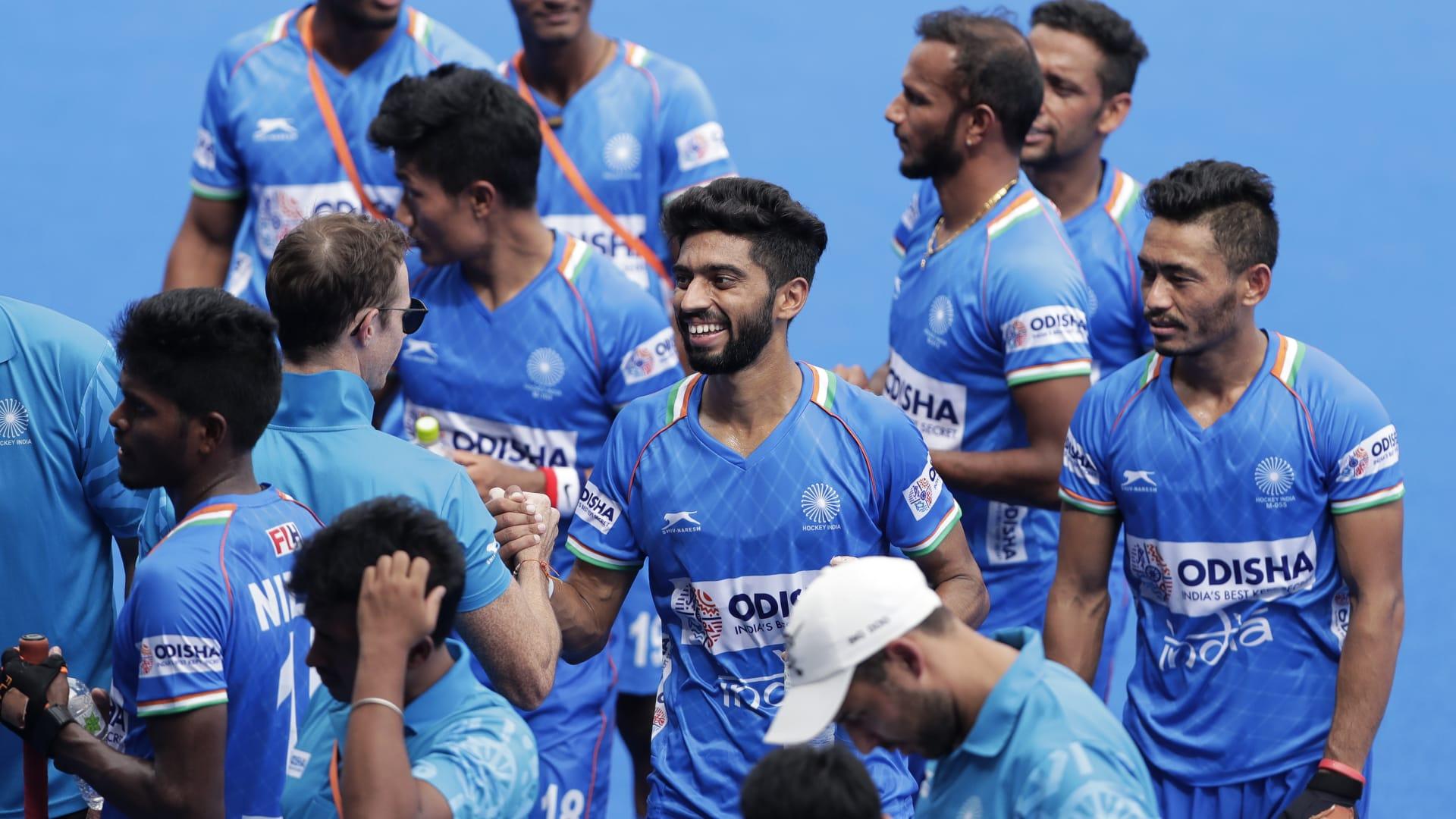 india hockey at olympics 2020