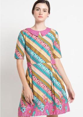 Contoh Batik Terbaru