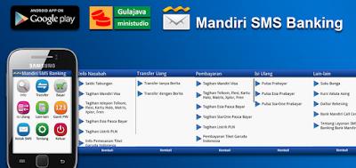 Mendaftar Mobile Banking Mandiri