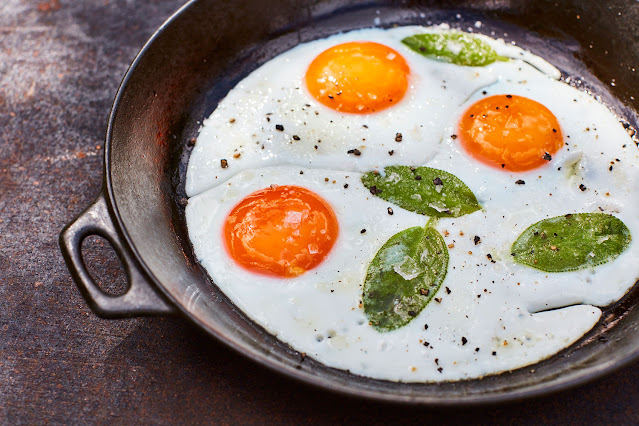 Eggs with Sage
