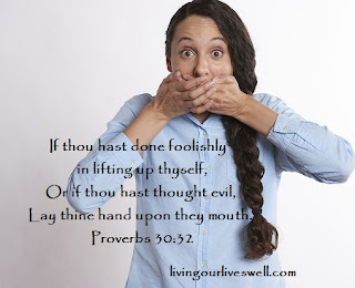 Proverbs 30:32