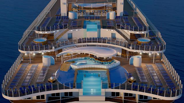 P&O Cruises UK MV Aria