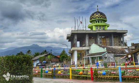 Masjid Yang Sedang Dibangun