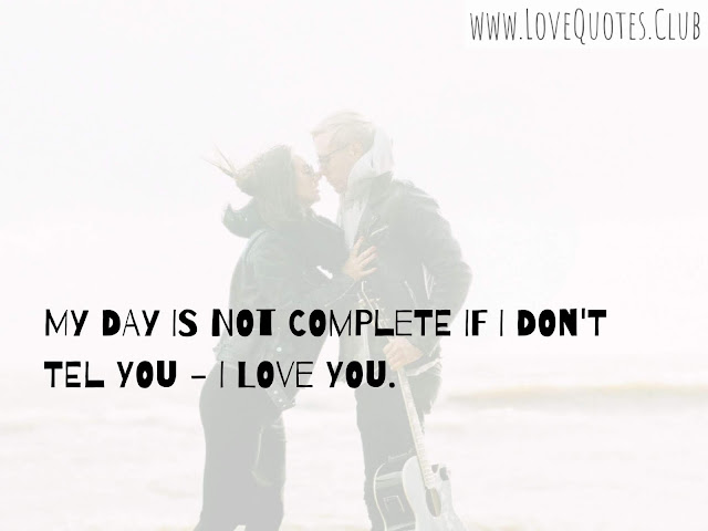love quotes for my girlfriend
