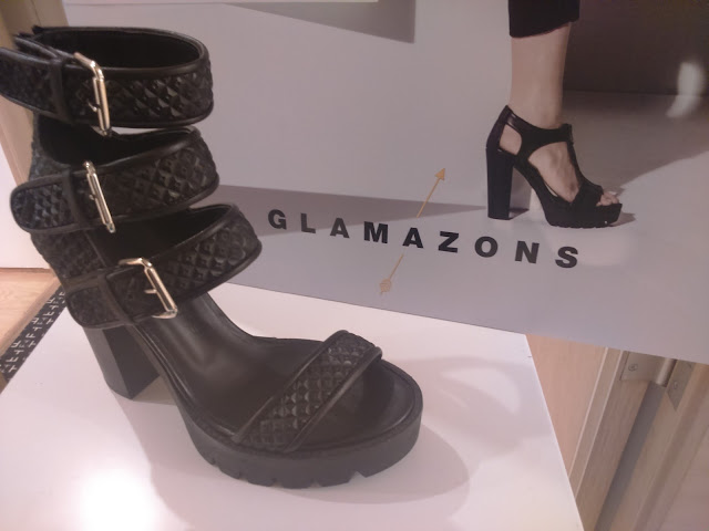 Glamazons Shoes