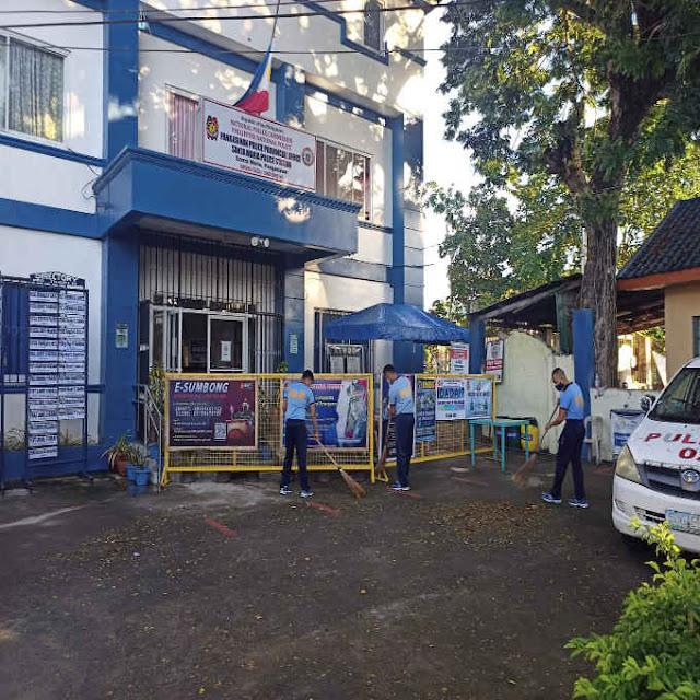 santa maria police station