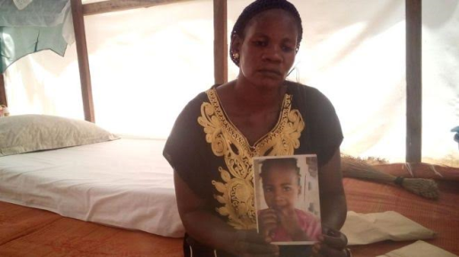 A mother's desperate battle to recover her daughter from the wife of Boko Haram commander (see photos)
