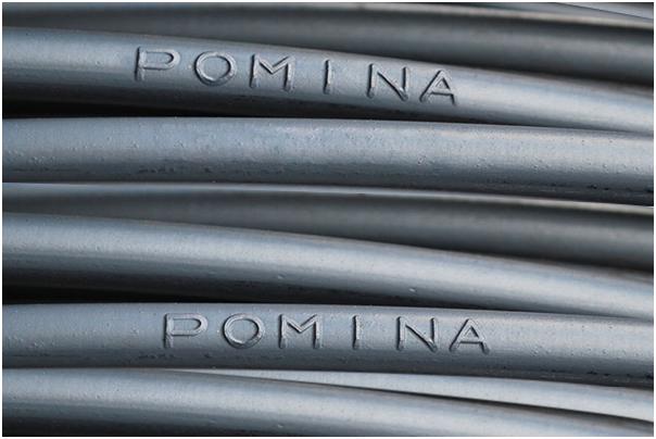 Cách nhận biết thép Pomina