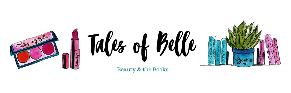 Blog header for talesofbelle.com