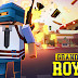 JUEGO PARA ANDROID QUE MEZCLA PLAYERUNKNOWS BATTLEGROUNDS Y MINECRAFT - blattle royale