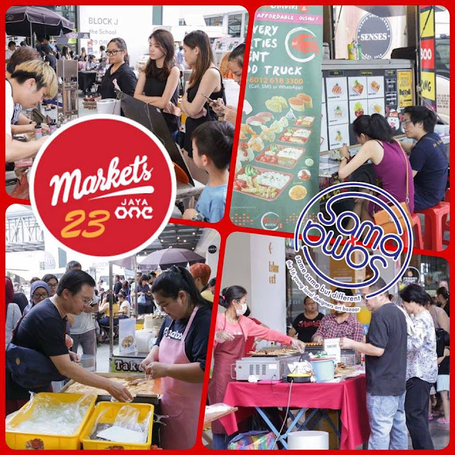 Malaysian Made Markets 23 @ The School, Jaya One