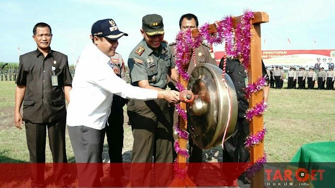 Capaian TMMD Jadi Akselerasi Pembangunan di Kabupaten Pati