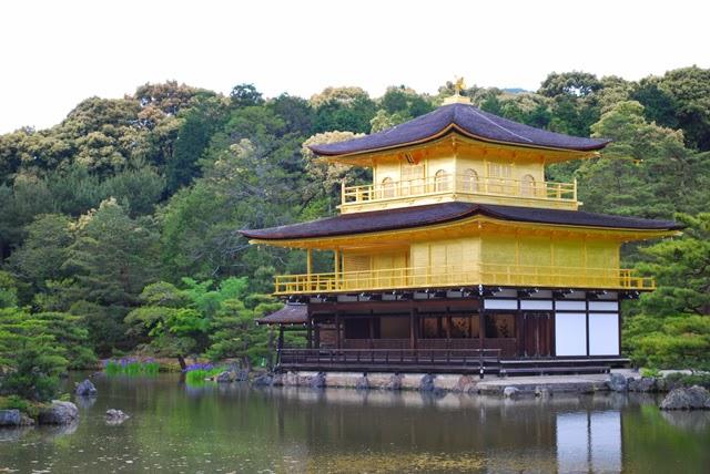 Kyoto Kinkakuji, Golden Pavillion. Tokyo Consult. TokyoConsult.