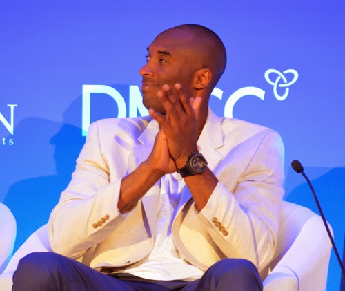 Kobe Bryant supports diabetes awareness, basketball popularity upsurge in the offing
