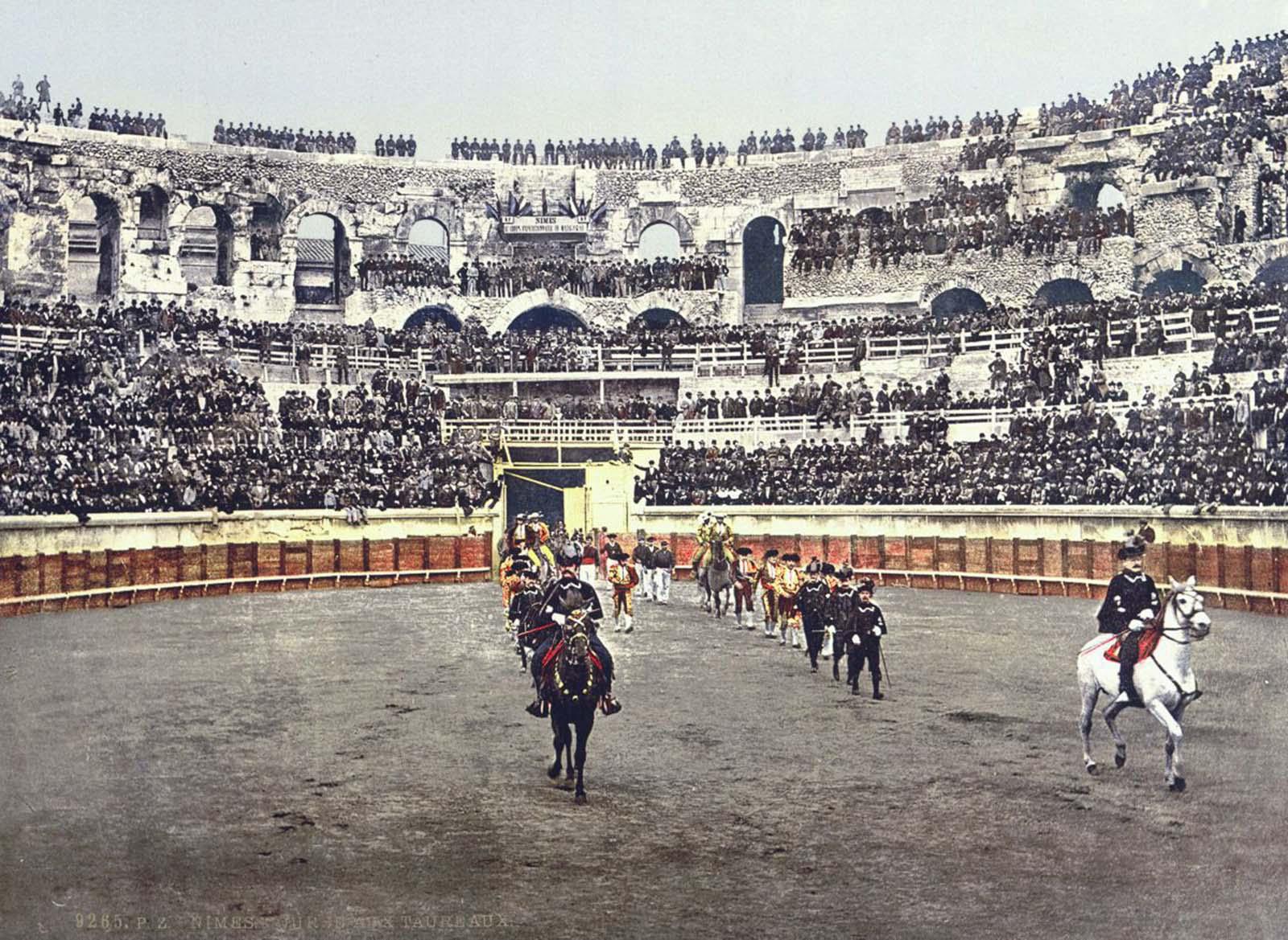 Arena, Nîmes.