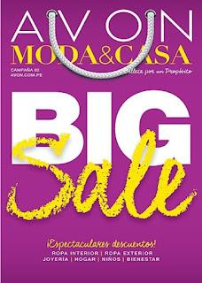 Catalogo Avon MODA & CASA Campaña 02 Enero 2017