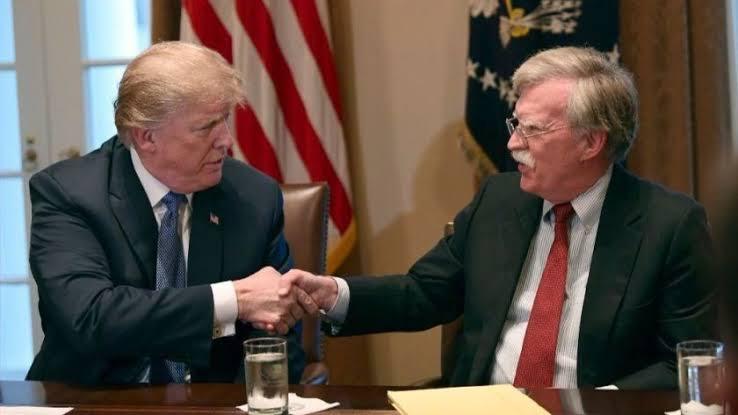 Isi Buku John Bolton: Trump Minta Bantuan China hingga Soal Uighur