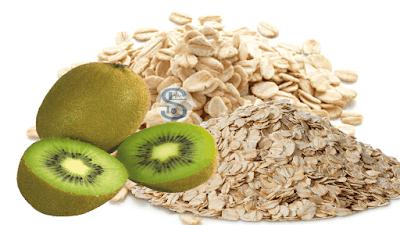 Nourish the skin – Kiwi and oats Facepack for glowing skin
