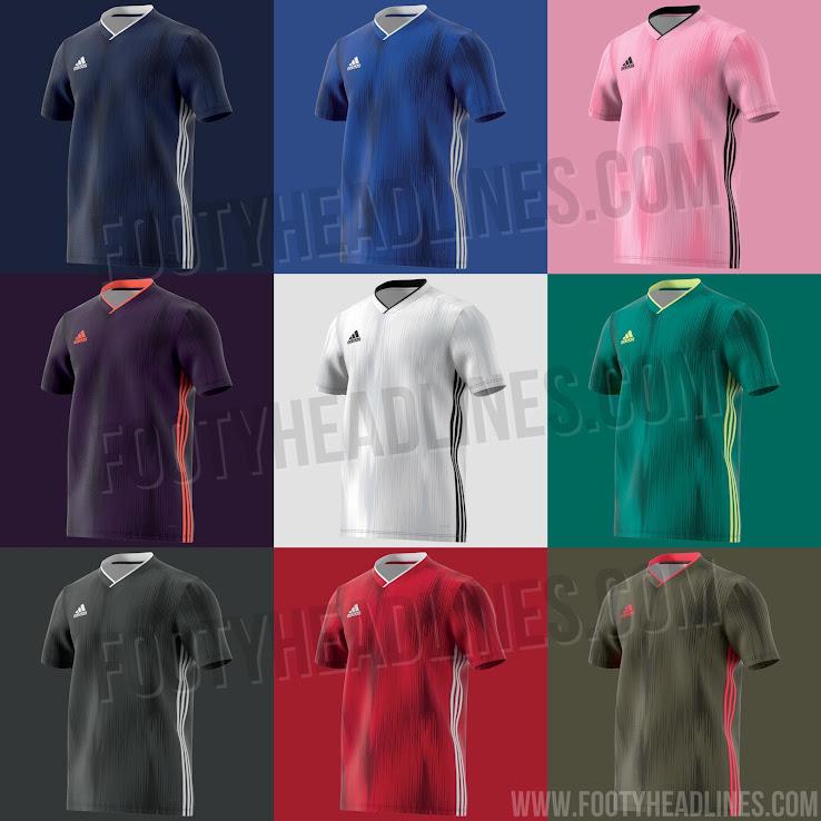 nuevas variedades diseño atemporal garantía de alta calidad Adidas 2019-20 Teamwear Kits Released - Footy Headlines