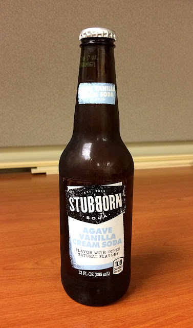 Stubborn Agave Vanilla Cream Soda