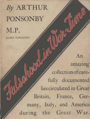 Falsehood In War-time 1928 PDF