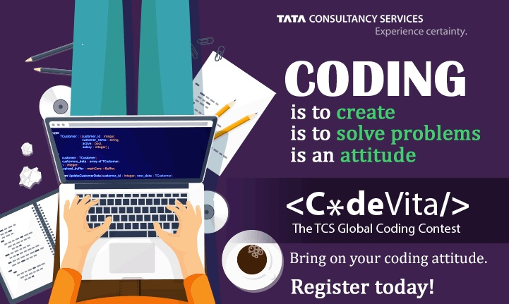 TCS CodeVita 2018