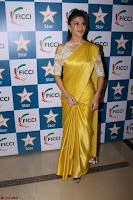 Gorgeous Jacqueline Fernandez  in yellow saree 06.JPG