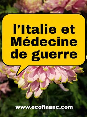 """L'Italie entre dans la phase """"médecine de guerre"""" à cause de coronavirus COVID-19"""