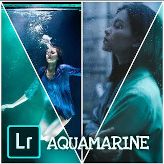 preset aqua marine lightroom