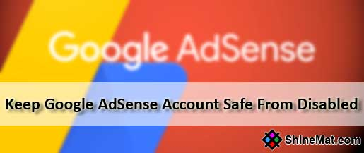 Adsense disabled how to get it back
