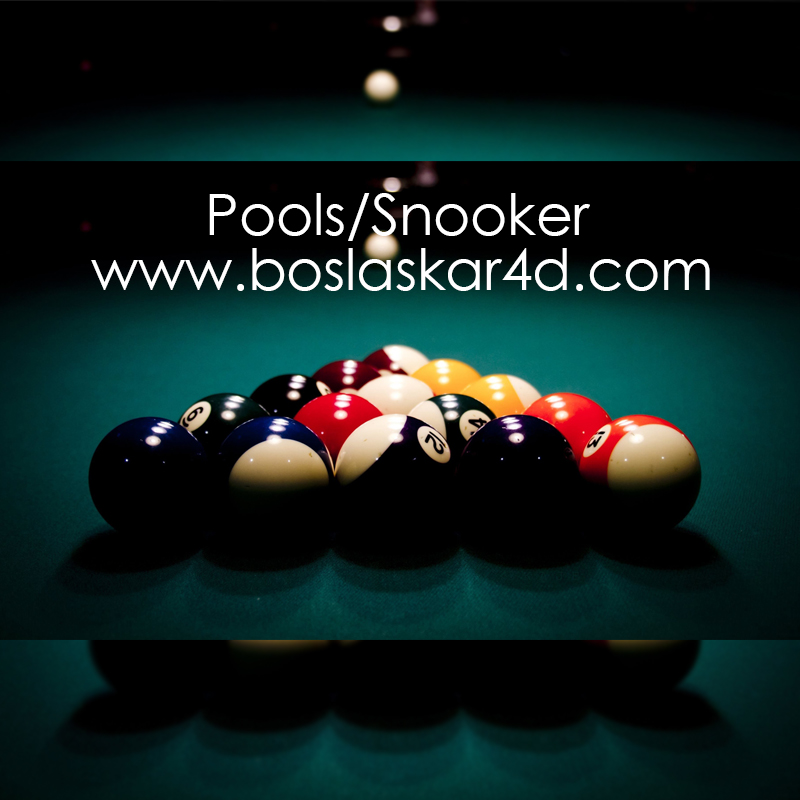 Cara Bermain Pools/Snooker
