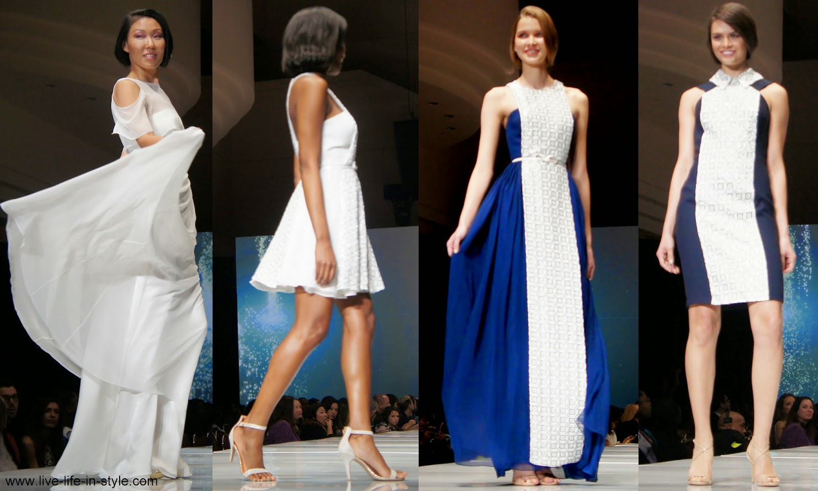 Houston Fashion Designer Project Runway Season 2 Winner Chloe Dao Closed Out Night 3 Of With Her Spring 2017 Collection